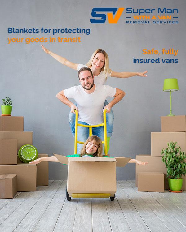 fully insured vans
