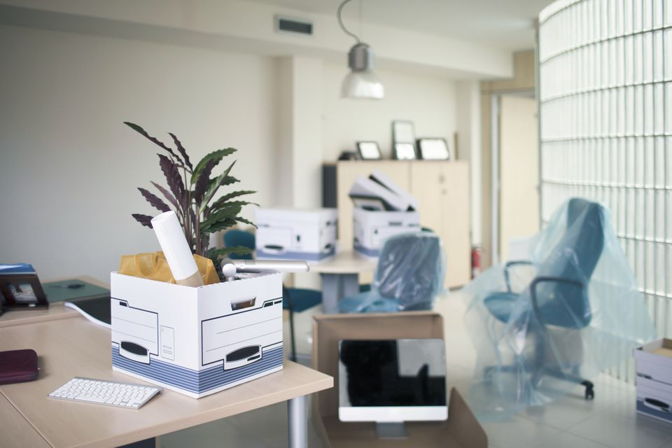 Office boxes